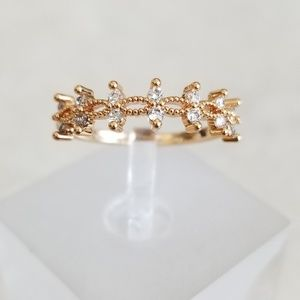 Delicate Rose Gold Ring